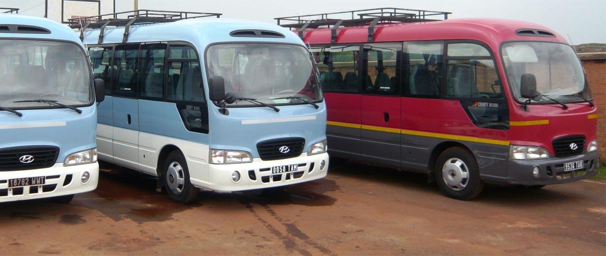 Bus Hyundai