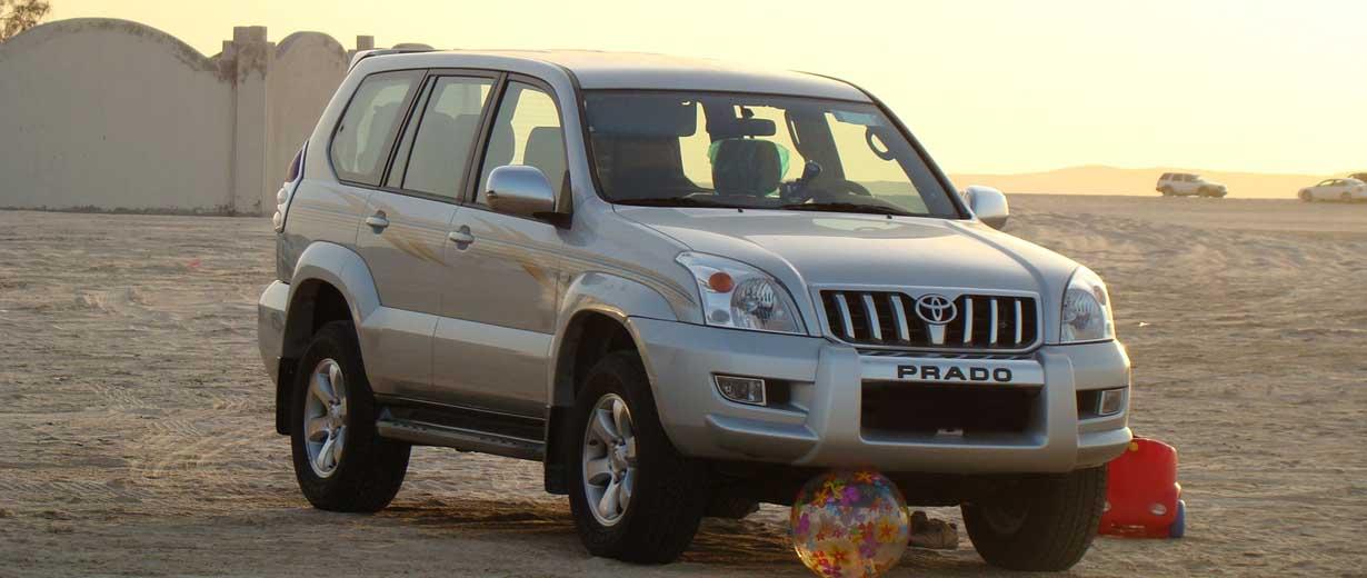 Toyota Prado et Land Cruiser